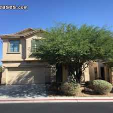 Rental info for $1450 3 bedroom House in Northwest Las Vegas in the Las Vegas area