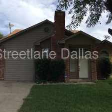 Rental info for 5536 Stone Meadow Lane, Fort Worth, TX 76179