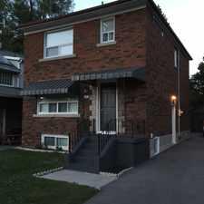 Rental info for 615 Pharmacy Avenue in the Oakridge area