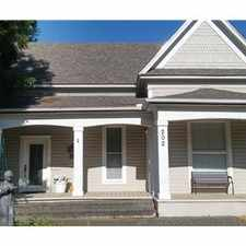 Rental info for home zoned for office