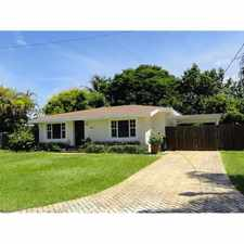 Rental info for 6811 SW 84 Ave in the Glenvar Heights area