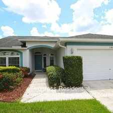 Rental info for 13413 Beechberry Dr