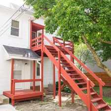 Rental info for 410 Wyandotte Ave