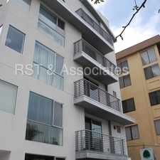 Rental info for Modern Condo-quality 1 Bed. +1.5 Bath in Westwood! in the Los Angeles area