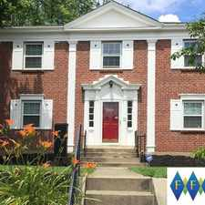 Rental info for FFP Realty - Newly Remodeled 1 BR Apt - 6815 Vine Street in the Carthage area