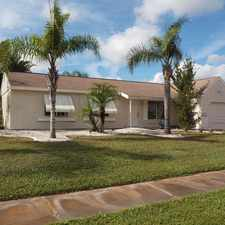 Rental info for Great Affordable Pool Home In North Port