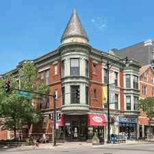 Rental info for 1658 West Belmont Avenue #2 in the Chicago area