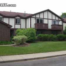 Rental info for $1200 2 bedroom Townhouse in North Suburbs Wauconda