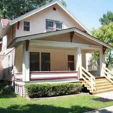 Rental info for 1502 Adams St.