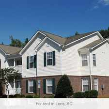 Rental info for 3 bedrooms Apartment in Loris. $580/mo