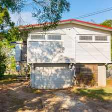Rental info for Position, Proportion & the right Price! in the Zillmere area