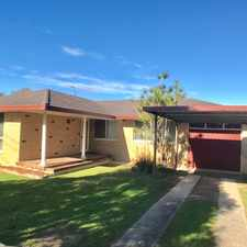 Rental info for Application Approved!!!!Family Home - Dora Creek in the Morisset - Cooranbong area