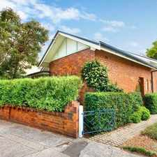 Rental info for LEASED FOR $920 PER WEEK - RAY WHITE INNER WEST RENTALS!!! in the Sydney area