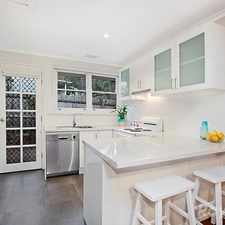Rental info for Relaxed Unit Shows Off With Renovated Class in the Melbourne area