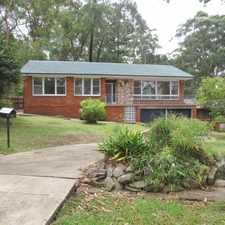 Rental info for ** Deposit Taken **Sunny Home in Peaceful Setting in the Sydney area