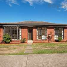 Rental info for Large 2 Bedroom Unit in a Great Location! in the Bayswater North area