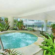 Rental info for GET READY FOR SUMMER - LARGE APARTMENT WITH WATER VIEWS -UNFURNISHED in the Surfers Paradise area