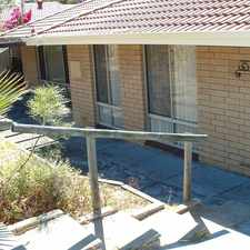 Rental info for EXCELLENT LOCATION in the Duncraig area