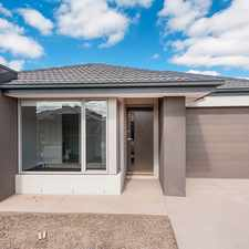 Rental info for Immaculate Brand New Home in the Melbourne area