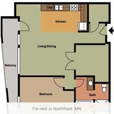 Rental info for Experience Northfield. $800/mo