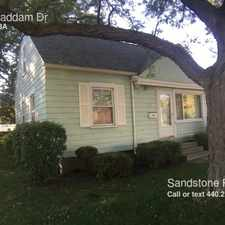 Rental info for 318 Haddam Dr