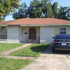 Rental info for 300 Furman Drive in the 70065 area