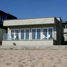 Rental info for 614 The Strand in the 90266 area