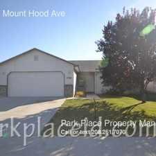 Rental info for 11745 W Mount Hood Ave