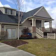 Rental info for 1811 W Little Willow Cove