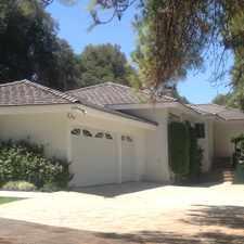 Rental info for 28963 Palos Verdes Drive East
