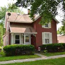 Rental info for 1029 Emerald St
