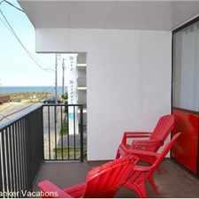 Rental info for Ocean View Condo