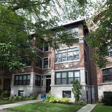 Rental info for 5512 S. Hyde Park Boulevard in the East Hyde Park area