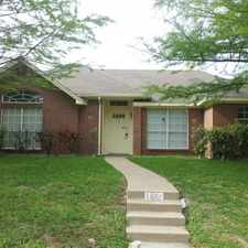 Rental info for 3/2 bath nice home in Mesquite. Call for viewing!