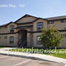 Rental info for 15560 Kodee Way in the Nampa area