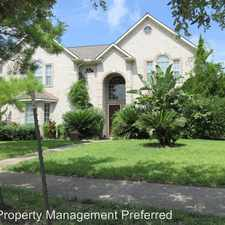 Rental info for 6314 Canyon Park Dr