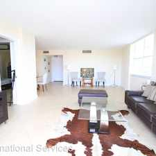 Rental info for 9500 W Bay Harbor Drive 7 H