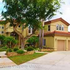 Rental info for 2363 Casa Hermosa Court in the 92024 area