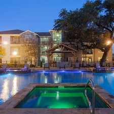Rental info for University Heights San Marcos