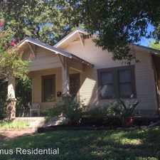 Rental info for 404 W 37th St in the North University area