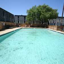 Rental info for 35 & Ben White in the St. Edwards area