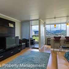 Rental info for 2611 Ala Wai Blvd. in the Honolulu area
