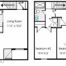 Rental info for 22501 Iverson Drive