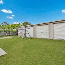 Rental info for EXTRA LARGE SHED FOR ALL YOUR EXTRA LARGE STUFF!! in the Oxley area