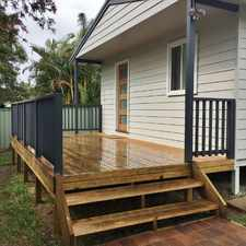 Rental info for Near New Granny Flat at Rear in the Charmhaven area
