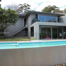 Rental info for DEPOSIT PAID Stylish Executive Family Home in the Frenchs Forest area