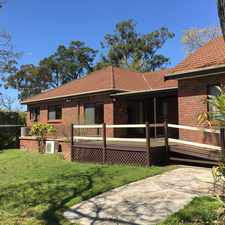Rental info for LEASED by NOELEENE FLYNN, Ray White Dural
