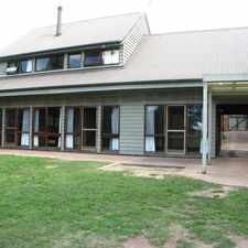 Rental info for WARM FAMILY HOME in the Armidale area