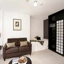 Rental info for Sunny Studio Apartment in the Sydney area