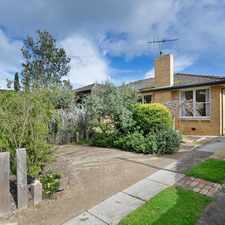 Rental info for Walk to Main Street Mornington in the Melbourne area